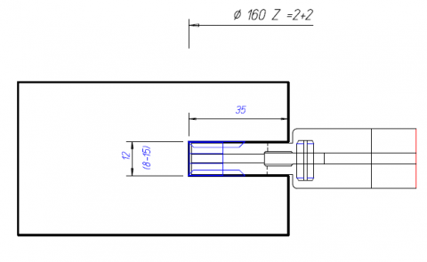 Adjustable Groover Tool Drawings